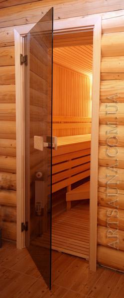 двери для сауны, двери для бани