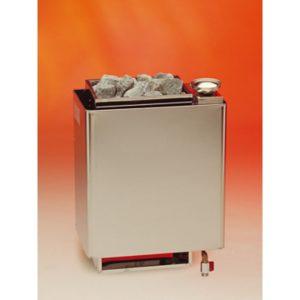 электропечь с парогенератором для сауны или бани