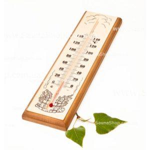 Термометр класический спиртовой