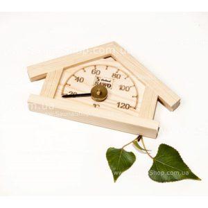 Термометр класический, сосна