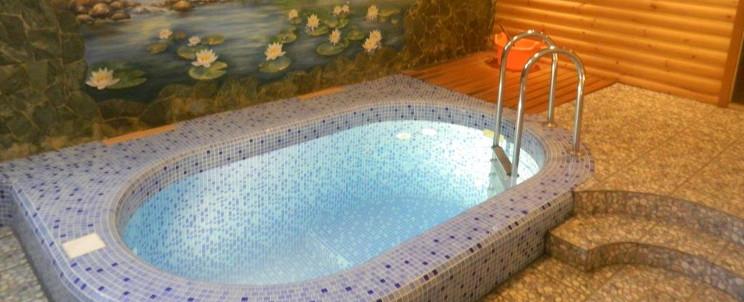 Методы очистки воды в бассейне сауны