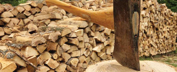 как правильно колоть дрова