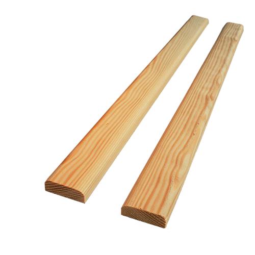 Обшивочная планка сосна финская 40х16 мм